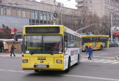 """Autobuzele din Ploiesti vor circula DEVIAT marti seara, din cauza meciului de pe """"Ilie Oana"""""""