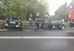 Accident grav la Tatarani. Doua masini s-au lovit frontal, o victima
