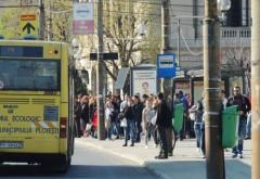 Se reia circulatia autobuzelor pe strada Elena Doamna