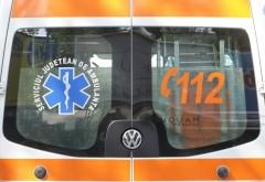 Batran spulberat de masina in Maneciu, pe DN1A. Victima se afla in stare critica