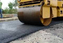 Atentie, soferi! Se asfalteaza doua strazi din cartierul Bereasca