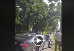 Accident grav in Ploiesti, la Nord. O femeie a ramas incarcerata