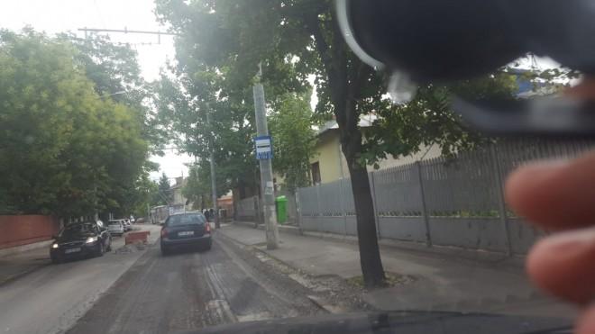Atentie! Strada Elena Doamna se inchide pentru asfaltare