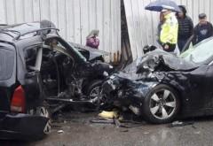 Accident cu doua victime in Prahova, la Fulga