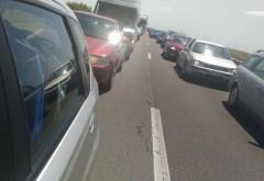 Atenţie, şoferi! Au loc lucrări pe Autostrada Soarelui