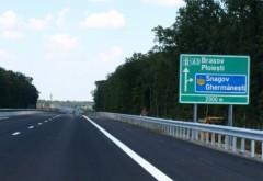 A inceput constructia benzinariilor si parcarilor pe Autostrada Bucuresti-Ploiesti. Vezi aici cand vor fi gata