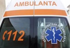 Accident in Ploiesti, langa Balif. Un pieton a fost spulberat pe trecere