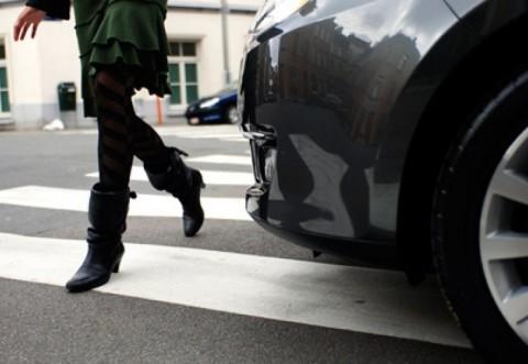 Accidente pe banda rulanta in Ploiesti. Pietonii, in pericol din ce in ce mai mare