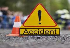 Accident in Ploiesti, pe Cantacuzino, la iesirea spre Auchan. Trafic blocat in zona Podul Inalt
