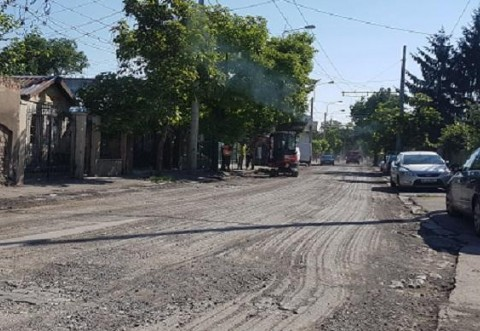 In sfarsit! S-au finalizat lucrarile pe strada Elena Doamna din Ploiesti. Autobuzele revin la ruta normala