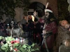 HALLOWEEN 2014. Petrecere de GROAZĂ organizată la Castelul Bran. Află toate detaliile