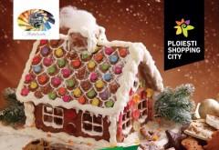 TARG DE CRACIUN la Ploieşti Shopping City cu decoraţiuni hand-made şi preparate delicioase