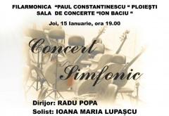 Ziua Culturii Naţionale sărbătorită printr-un Concert Simfonic la Filarmonică
