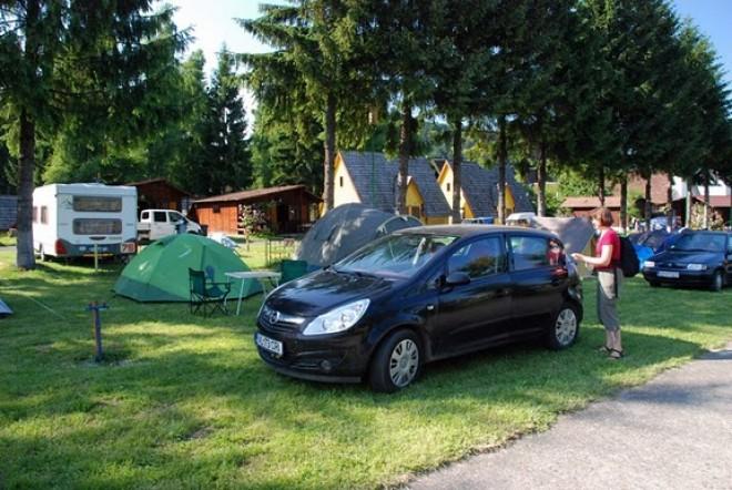 Cele mai frumoase locuri de camping din Prahova