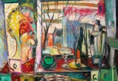 Expoziţie de pictură Mircea Titus Romanescu, la Ploieşti