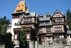 Castelul Pelişor, tur gratuit, sâmbătă, la Noaptea Muzeelor
