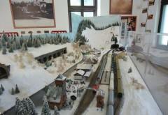 COLECȚIE IMPRESIONANTĂ la Muzeul Trenuletelor din Sinaia VIDEO