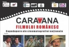 CARAVANA FILMULUI ROMÂNESC. Trei zile de film în aer liber, la Ploieşti