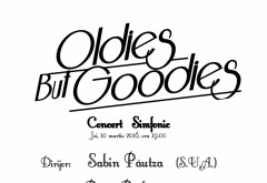 "CONCERT ""Oldies but Goodies"" la Filarmonica din Ploieşti"