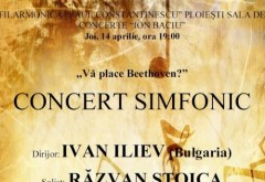 Concert Simfonic  ,,Vă place Beethoven?""
