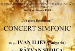 "Concert Simfonic  ,,Vă place Beethoven?"""
