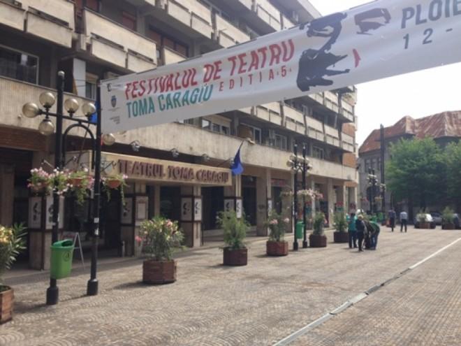 Festivalul de Teatru Toma Caragiu. S-au pus în vânzare BILETELE
