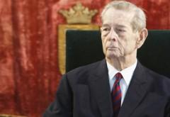 Regele Mihai împlineşte 95 de ani. Expoziţie cu imagini din copilărie la Castelul Pelişor