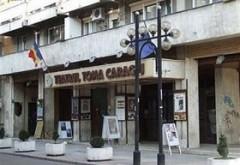 Spectacolul #minor pe scena Teatrului Toma Caragiu