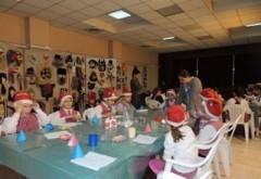 Atelierele lui Moș Crăciun, organizate la Teatrul Toma Caragiu din Ploieşti