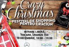 CRAZY CHRISTMAS: pe 10 decembrie se cumpara cadourile pentru familie, prieteni si colegi