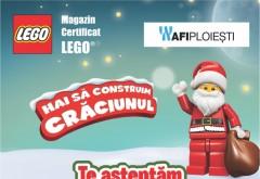 Hai să construim Crăciunul: Eveniment dedicat copiilor în Afi Palace Ploieşti