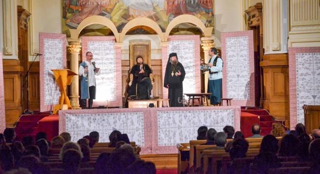 """Piesa """"Brâcoveanu şi Ivireanul - iubire de Biserică şi neam"""", sâmbătă, la Sala Europa a CJ"""