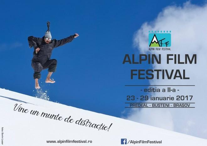 Festival internațional de film, carte și fotografie, la Buşteni
