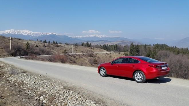 5 drumuri magice din România pe care poţi evada cu maşina