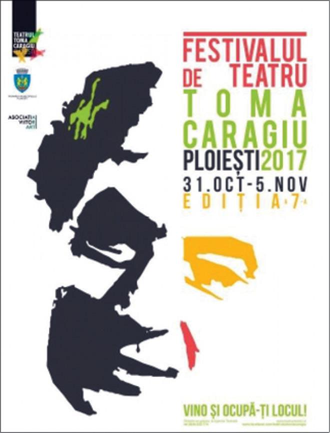 """Program spectacole Teatrul """"Toma Caragiu"""" 31 octombrie-5-noiembrie"""