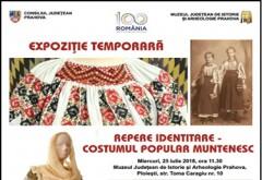 Prahovenii, invitaţi să redescopere costumul popular muntenesc