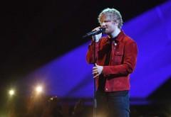 Ed Sheeran va cânta pentru prima dată în România. Când va avea loc concertul